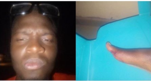 Man describes how his Pastor Dad nearly executed him for not accepting his clarification for presence of God