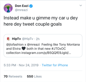 Mr Eazi gets out Hip TV for supposedly neglecting to give him the vehicle that accompanied the Next Rated Award he succeeded at the 2016 Headies