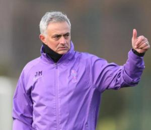 Photos of Jose Mourinho's first training session as new head coach of Tottenham Hotspur