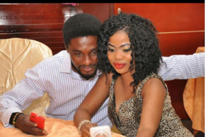Adeniyi Johnson handles troll over remark on return photograph with his better half, Seyi Edun while they were still companions