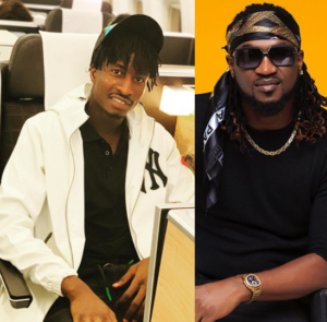 Little world! Paul Okoye stunned to see Nigerian man on TV playing against Barcelona in champions league months after he spared him from police provocation