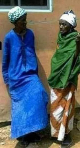 Seventy five year old man and woman, eighty two, wed in Kano after eight-month courtship