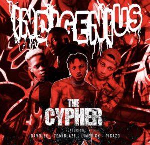 Davolee – Indigenius ( The Cypher ) ft Yomi blaze, Limerick & Picazo MUSIC