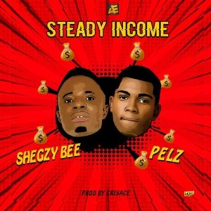 Shegzy bee ft Pelz – Steady Income