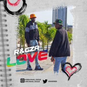 """R&GZA – """"LOVE"""""""