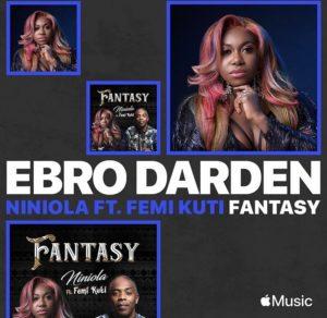 Download Mp3: Niniola ft Femi Kuti – Fantasy