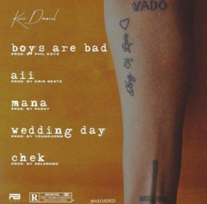 Kizz Daniel – Boys Are Bad