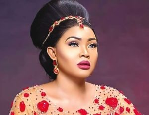 Lovely: Mercy Aigbe Shares Loved Up Picture With Her Daughter (Photo)
