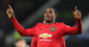 Odion Ighalo willing to sacrifice ₦2.6b (£6m) in wages in order to stay at Manchester United