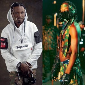A Lecturer in the University of UNILORIN sets question on Naira Marley in exam and made it mandatory