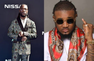 Just pray Coronavirus catches you before I catch you – Burna Boy slams Ceezamilli after he revealed that he 'vibed' about 50-60% of his hit song