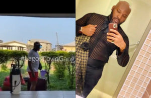 Nigerian documentary photographer who tested positive for Coronavirus, discharged after recovering from disease (video)