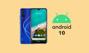 Xiaomi Mi A3 users in Europe starts receiving stable Android 10 update (11.0.1.0.QFQEUXM)