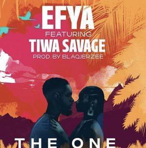 Efya Ft Tiwa Savage – The One