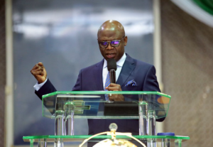 'My Church may not open till end of the year – Pastor Tunde Bakare declares