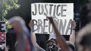 1 fatally shot at Black lives Matter protest in Louisville, Kentucky